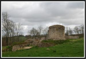Clarendon Palace ruins