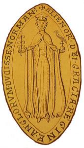 Eleanor of Aquitaine Timeline