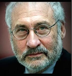 Joseph Stiglitz ~ Photo: businessinsider.com