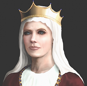 "Chanelling Eleanor of Aquitaine: a ""monumental challenge"""