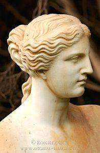 Channeling Aphrodite. Venus de Milo ~ Photo © Ron Reznick